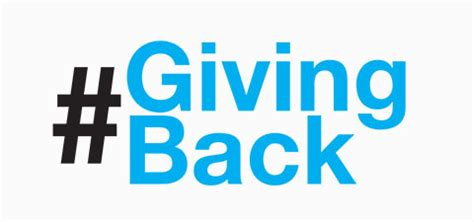 the benefits of giving back ibrand next gen