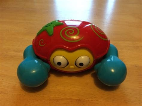Elc Push N Go Crab 113830 elc push n go crab for sale in castleknock dublin from