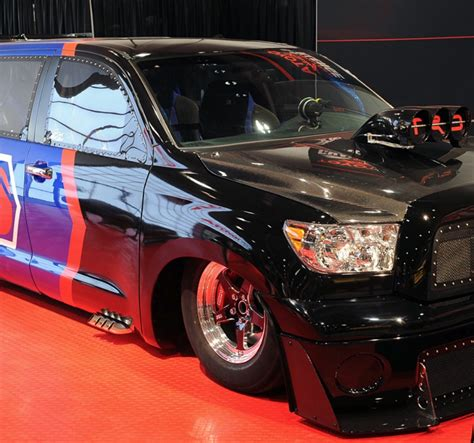 Toyota Drag Race by Toyota Sequoia 650hp Dragracer Vehicles