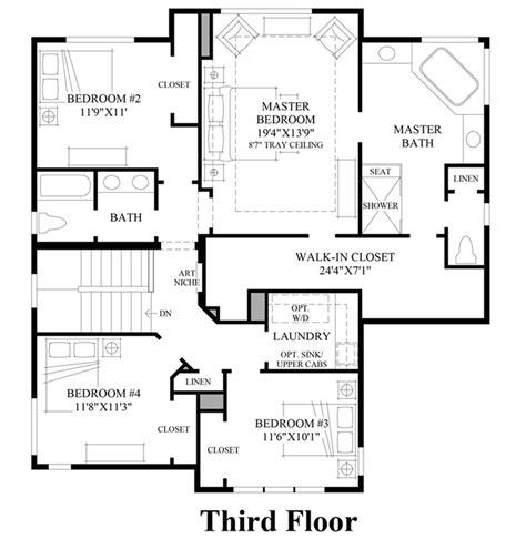 floor plan 3rd parkhurst the enatai home design