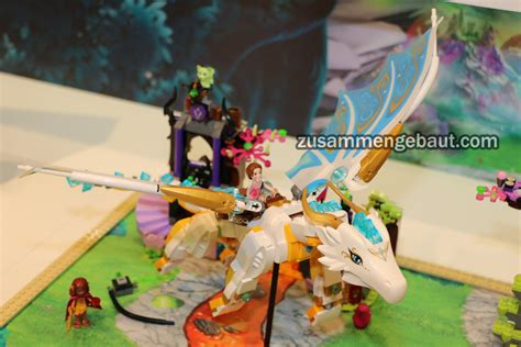 Lego 41179 Elves Dragons Rescue fair 2016 new lego elves sets the dragons are