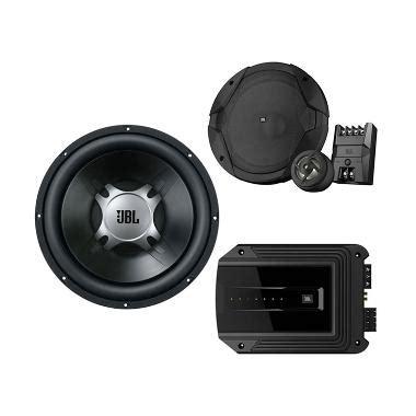Speaker Aktif Mobil Merk Jbl jual jbl minimalis paket audio harga kualitas terjamin blibli