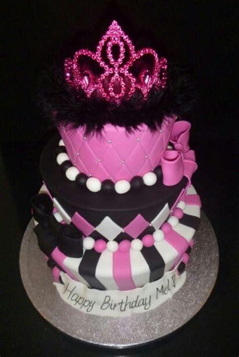 Tier Pri Ess  Ee  Birthday Ee   Cake Cakes I Have Made
