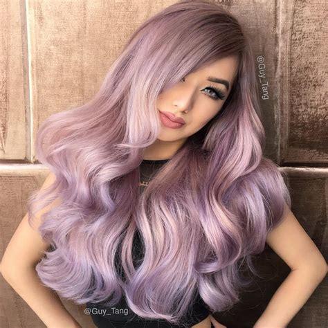 lilac hair color lilac hair color ideas for 2017 best hair color ideas