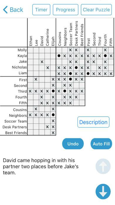iphone 6 grid 6 10 column by dmytro kovalenko dribbble logigrid logic problem puzzles on the app store