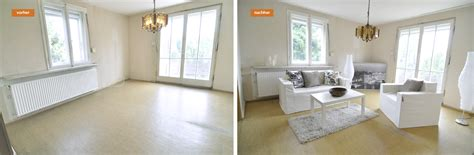 Home Staging Vorher Nachher by Home Staging Vr Bank Immobilien Coburg