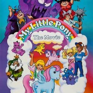 film bioskop little pony my little pony 1986 rotten tomatoes