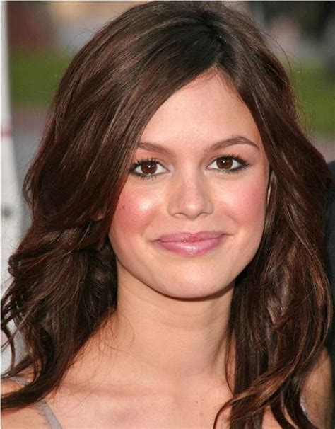 brown hair color pictures chestnut hair color pictures