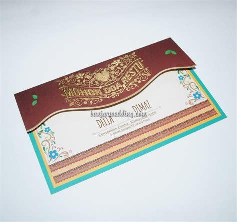 Cetak Undangan Java Kode Js 012 undangan pernikahan jv js12 banjar wedding banjar wedding