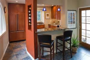 Contemporary Mini Pendant Lighting Kitchen by City Townhouse Kitchen After Contemporary Kitchen