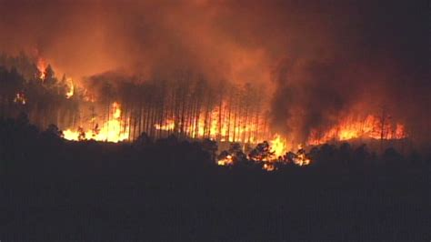 florida wildfires florida crews trying to contain two major wildfires cnn