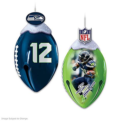 seattle seahawks christmas holiday decorations seattle