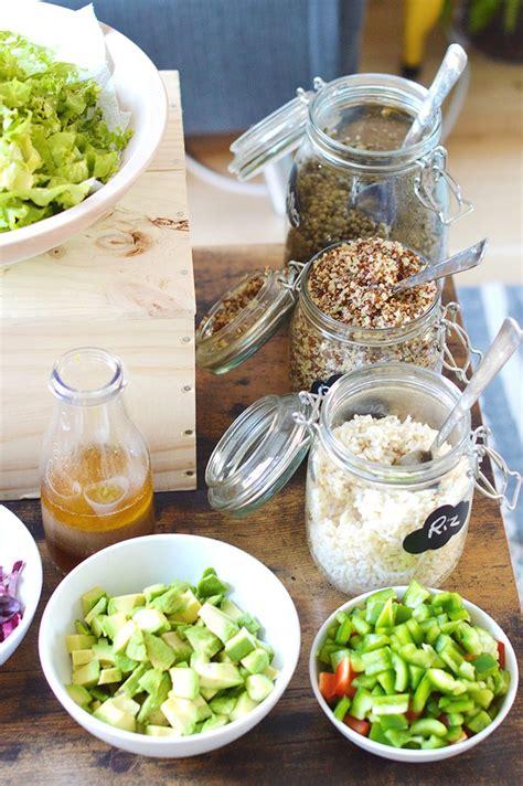 17 best ideas about salad bar on healthy salad