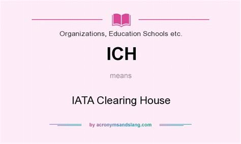 define clearing house clearing house definition ich iata clearing house in organizations education schools