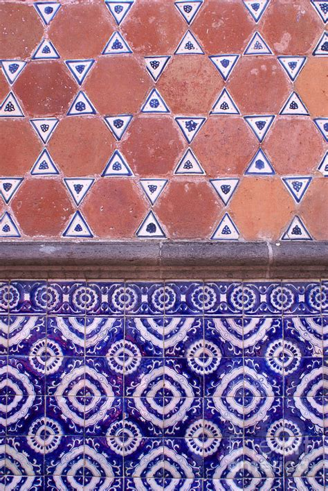 Mexican Handcrafted Tile - 1000 images about ceramic on wall mosaics tiles on