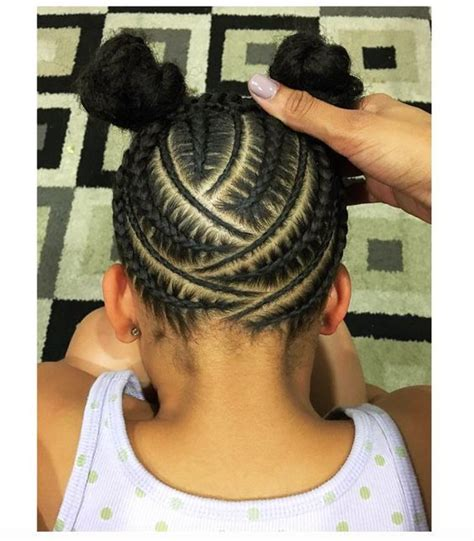 9 year old little girl hair braided witb weave little black girl hairstyles 30 stunning kids hairstyles
