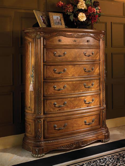 michael amini aico cortina  drawer chest