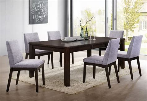 Casual Dining Table Sets Gorgeous Casual Dining Tables Dining Dining Sets Casual Dining The Furniture Warehouse