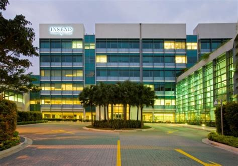 Insead Singapore Mba Part Time by Global Executive Mba Insead