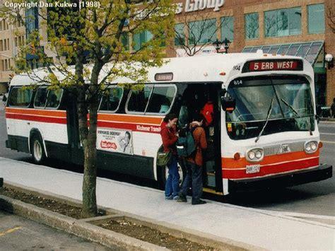 kitchener transit routes an unofficial kitchener transit web page models page
