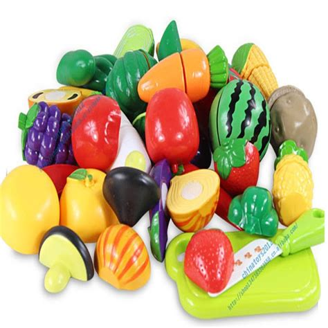 play fruit simulation of fruit early educational tool play house toys
