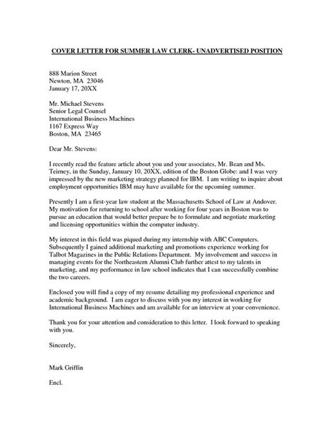 employment cover letter template px