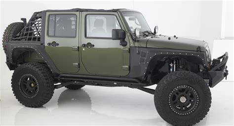 jk jeep smittybilt xrc armor corner guards for the jeep jk