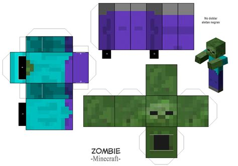 Minecraft Papercraft Size - going to make these to go with the corn pults for a