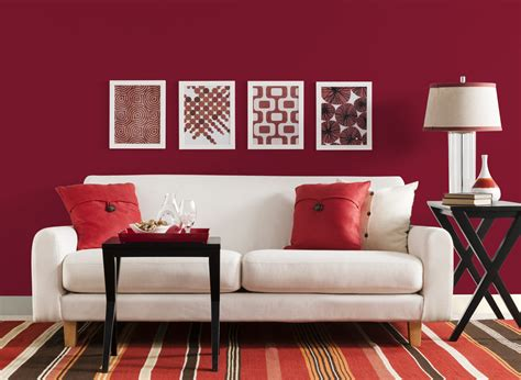 living room in red delicious paint colors decoraci 243 n