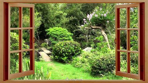 Paysage Vue D Une Fenetre by Antenne Paysages Fen 234 Tre Jardin Japonais