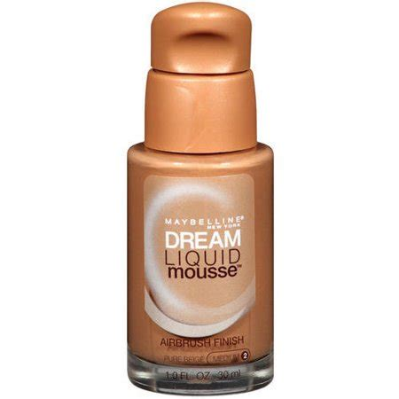 Maybelline Fresh Liquid maybelline new york liquid mousse foundation 70