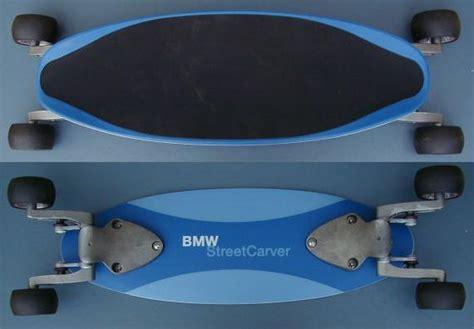 bmw skateboard slide carver bmw
