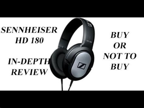 Headphone Sennheiser Hd180 sennheiser hd 201 unboxing and review doovi