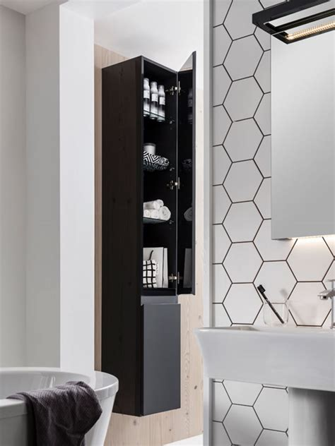 geometric bathroom ranges bathroom space geometric bathroom design black and gray geometric print