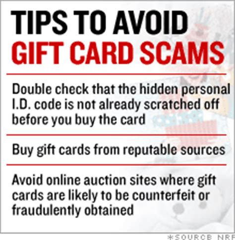 Gift Card Fraud Prevention - holiday fraud scams target both retailers and shoppers dec 8 2006