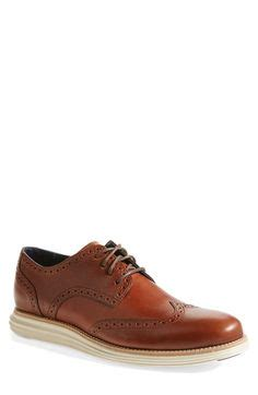 lunargrand wingtip in woodbury cole haan s dress shoes in 2019 fashion shoes cole