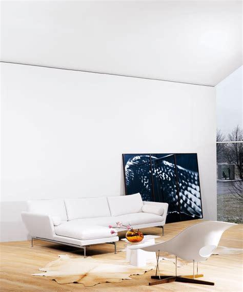 Kursi Vitra 12 gaya sofa modern yang indah dirumahku