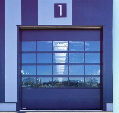 Steel Overhead Doors Sectional Door Steel Commercial And Industrial 3rd Generation Doors