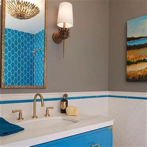 gray and turquoise bathroom turquoise paint colors transitional bathroom sherwin