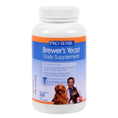 brewers yeast for dogs raising remus