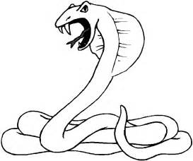 snake coloring page free printable snake coloring pages for