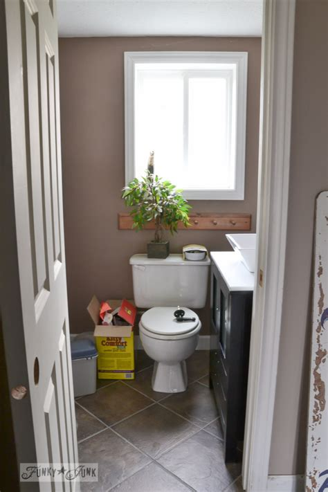 install bathroom in basement how to install a pedestal sink without wall studsfunky