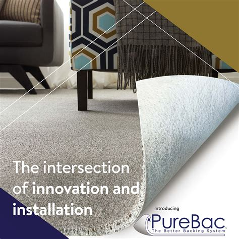 Which Carpets Purebac - purebac backing system from weaver carpets
