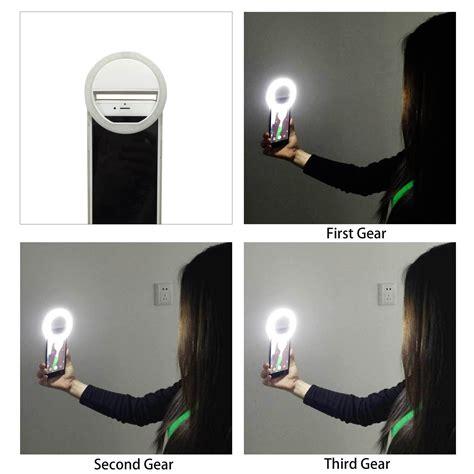 ring light amazon amazon com ocathnon selfie ring light for iphone 6 plus