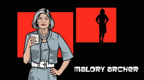 malory archer malory archer archer wallpaper