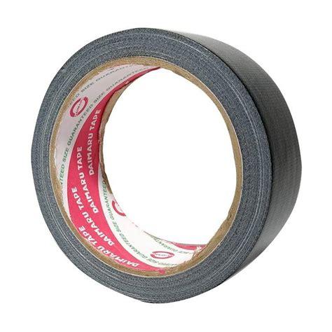 Terbatas Rolly Living jual daimaru lakban hitam 36 mm 12 pcs
