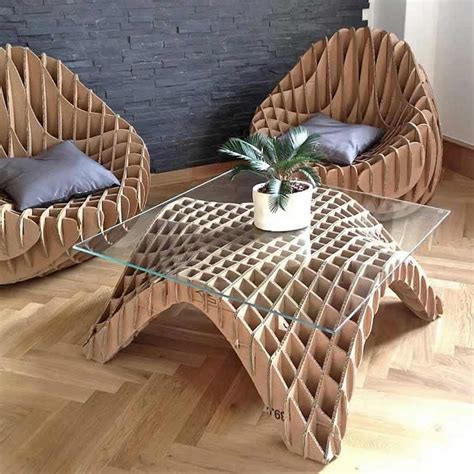 Make An Armchair Design Ideas Mc 205 Cardboard Armchair By Nordwerk Recyclingdesign