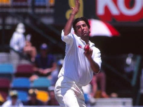 wasim akram swing bowling never played tougher swing bowler than wasim akram former