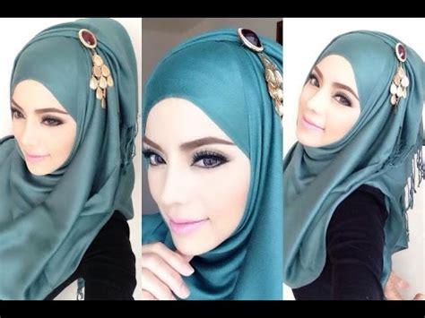 Jilbab J0300 I Jilbab I I Pashmina I Jilbab Segi Empat I Khimar tutorial 15 cara memakai jilbab pashmina simple