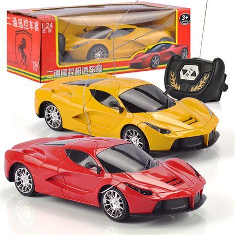 Mainan Track Racing Car Speed 1 24 drift speed radio remote car rc rtr truck